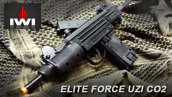 Umarex Elite Force UZI CO2