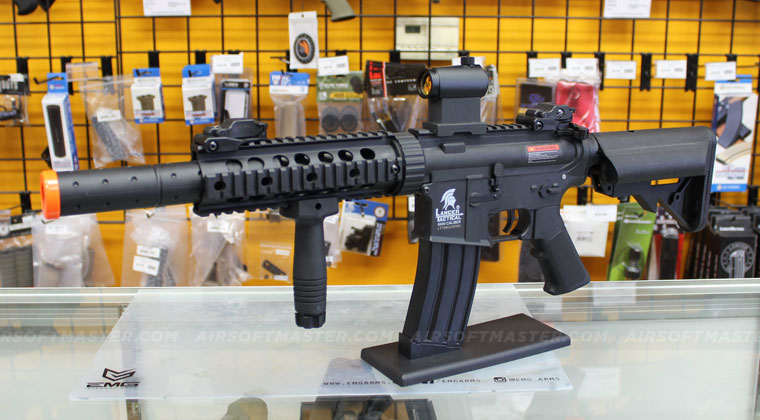 6 Best Airsoft Guns Under $200 for 2018 - AirsoftMaster com
